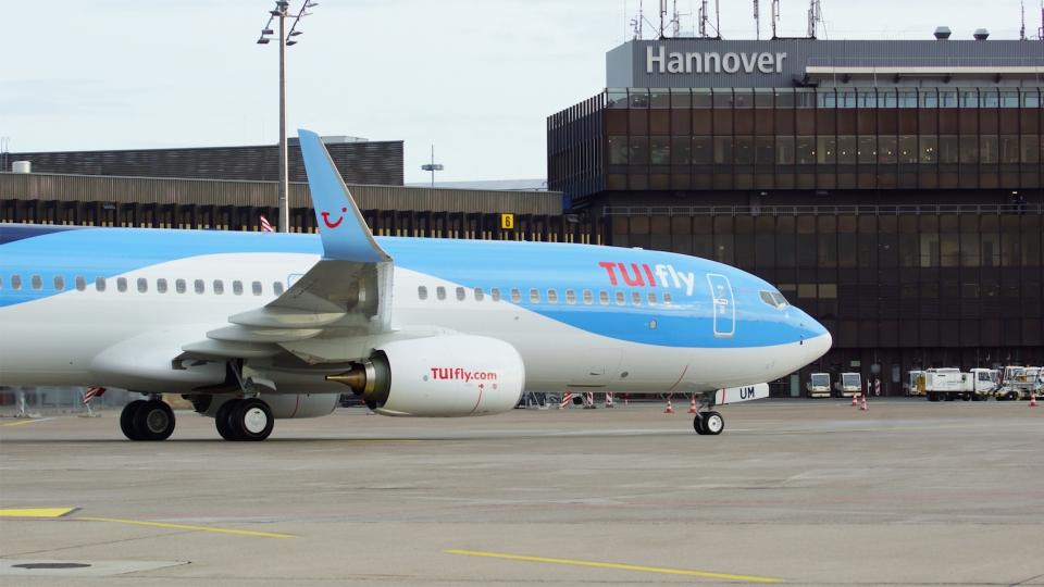 TUI-Fluglinien sparen Plastikartikeln ein