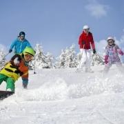 Dem Wintersport in Tschechien frönen