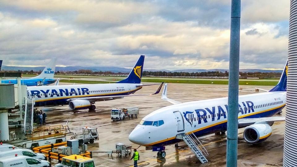 Auch Laudamotion unter schlechtesten Airlines