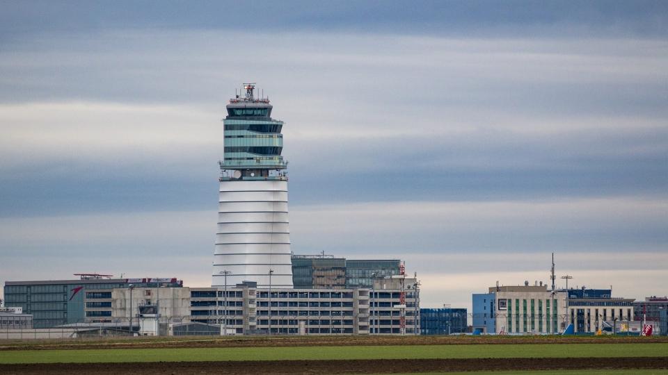 Flughafen Wien mit Passagier-Plus im August