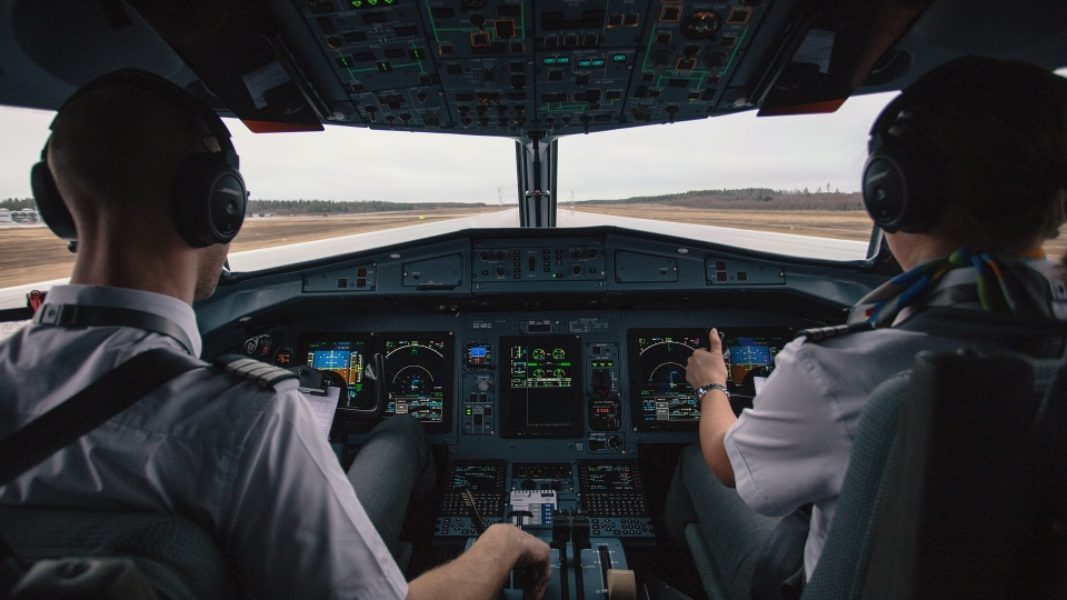 Forscher testen neues System für leisere Anflüge