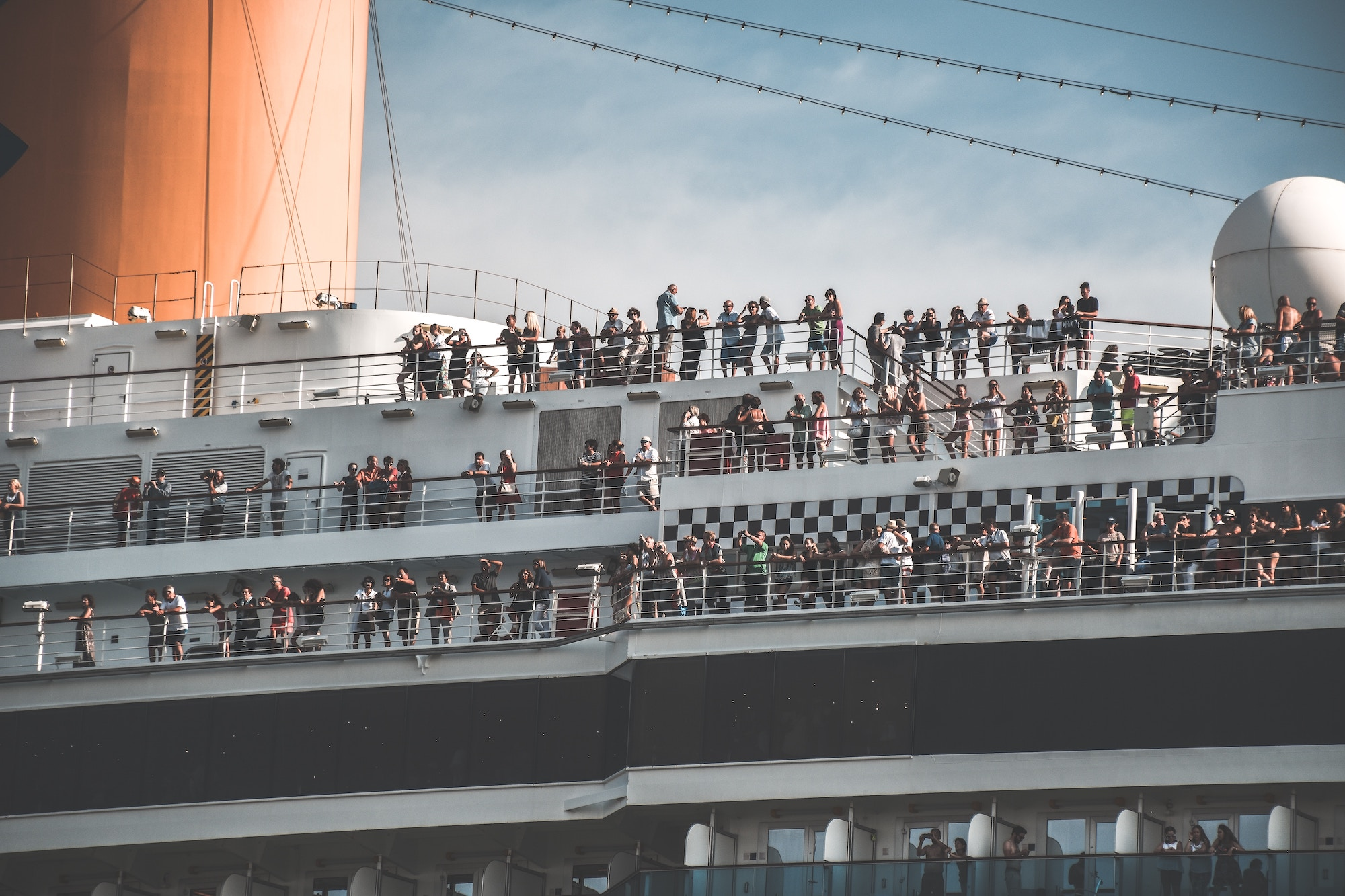 Kreuzfahrt und Nachhaltigkeits-Diskurs