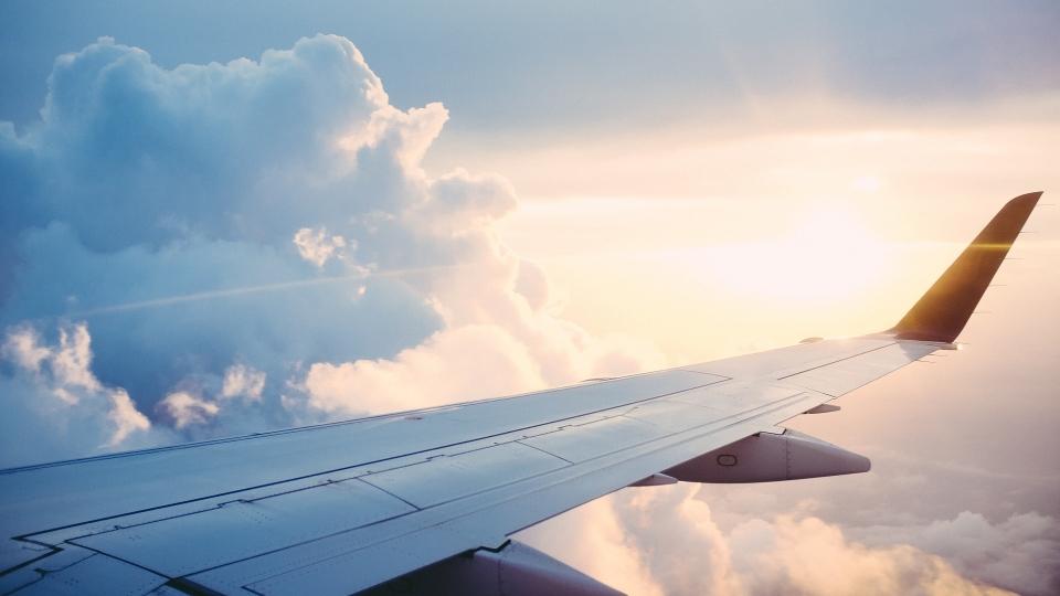 Adria Airways Flugzeug soll gepfändet werden