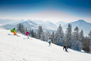 Skigebiet Gaißau-Hintersee