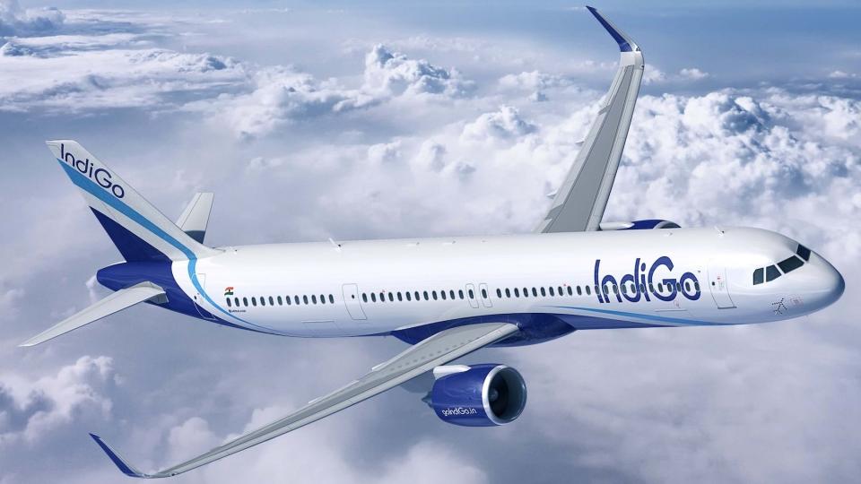 Indische Fluglinie bestellt 300 Airbus-Jets