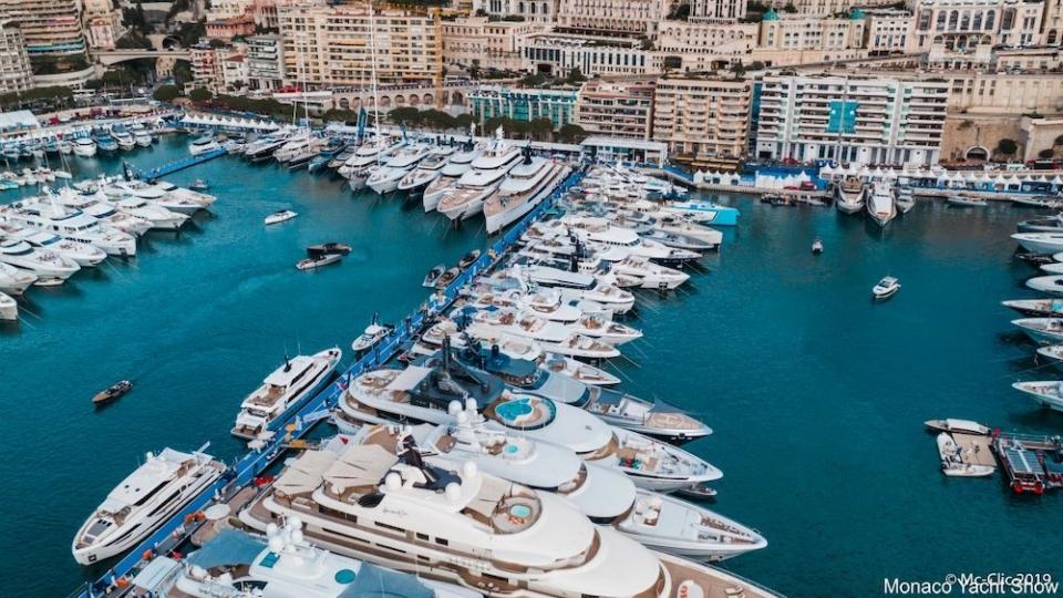 Das war die Monaco Yacht Show 2019