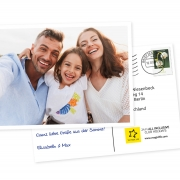 Gratis-Postkarten aus dem Urlaub