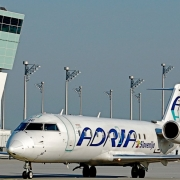 Adria Airways musste Konkurs anmelden