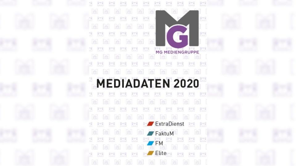 Der MG Mediengruppe-Jahresplaner für 2020 ist da