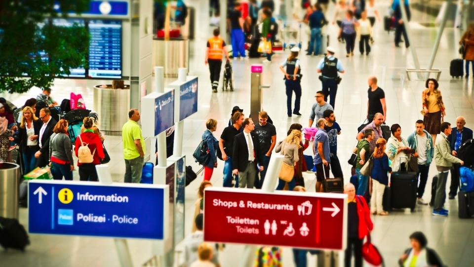 Unbekannte Fluggastrechte