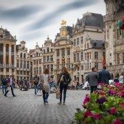 Über Nacht nach Brüssel