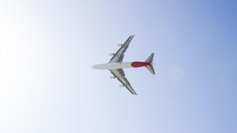 Rissein Boeing-Maschinen entdeckt