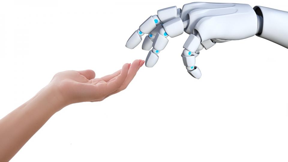 Werden Roboter künftig Flüge ersetzen?