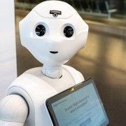 AUA testet Roboter am Wiener Flughafen