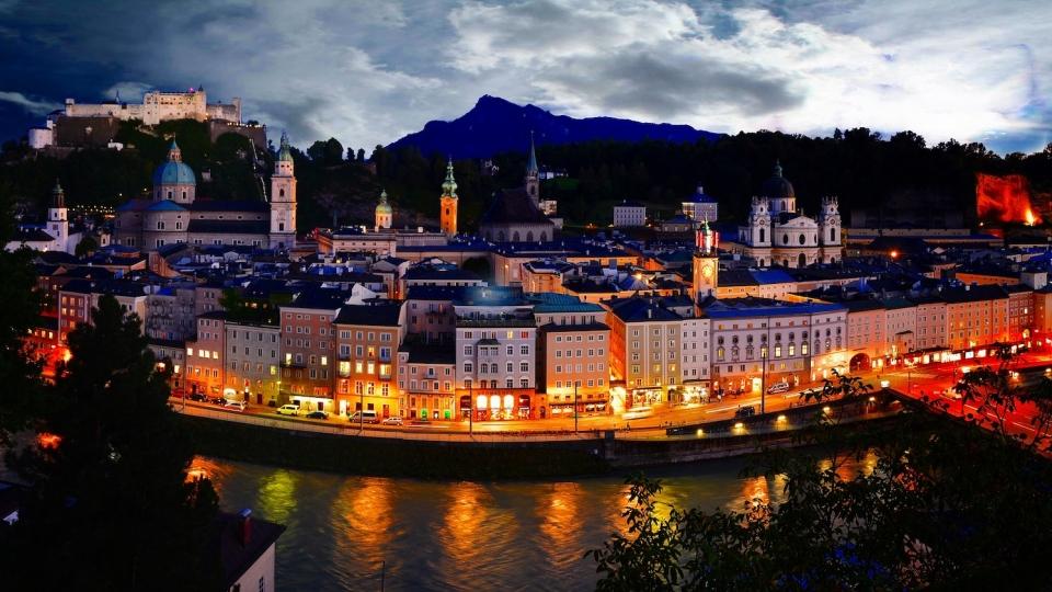 Salzburg als Reiseziel Nummer 1