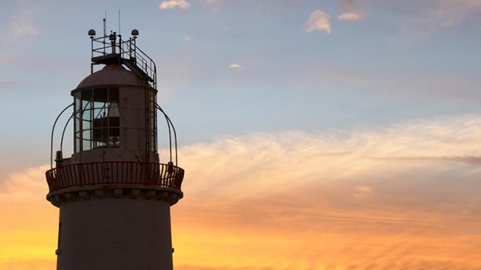 Wohnen im Leuchtturm