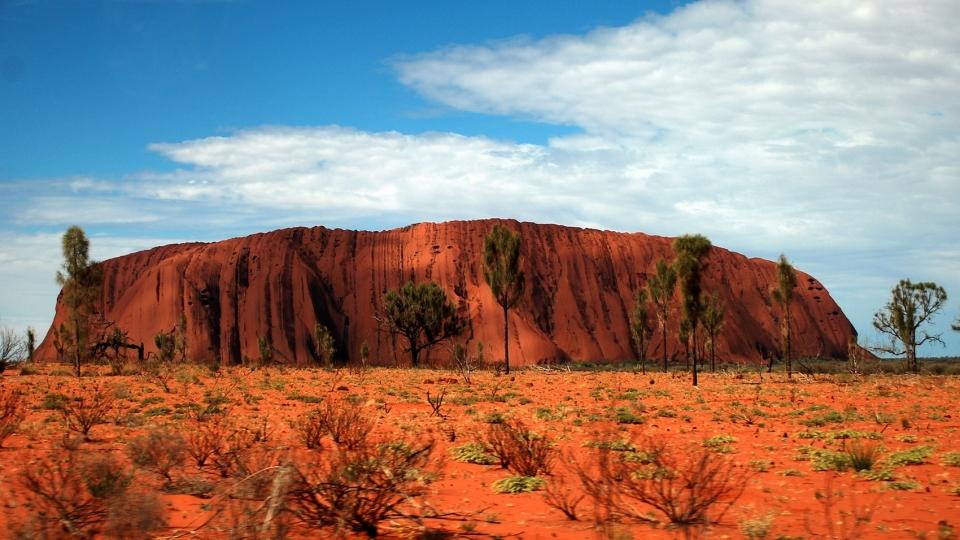 Kletterverbot am Uluru