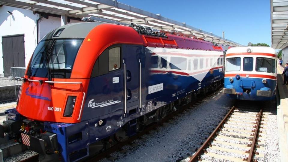 Attraktivierung des Bahnverkehrs im Süden