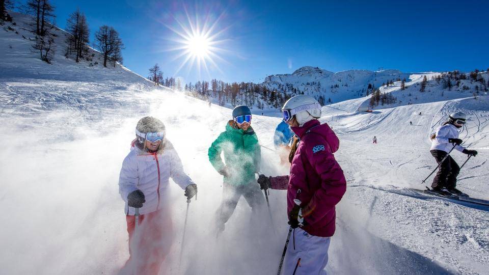 Die günstigsten Skigebiete Österreichs
