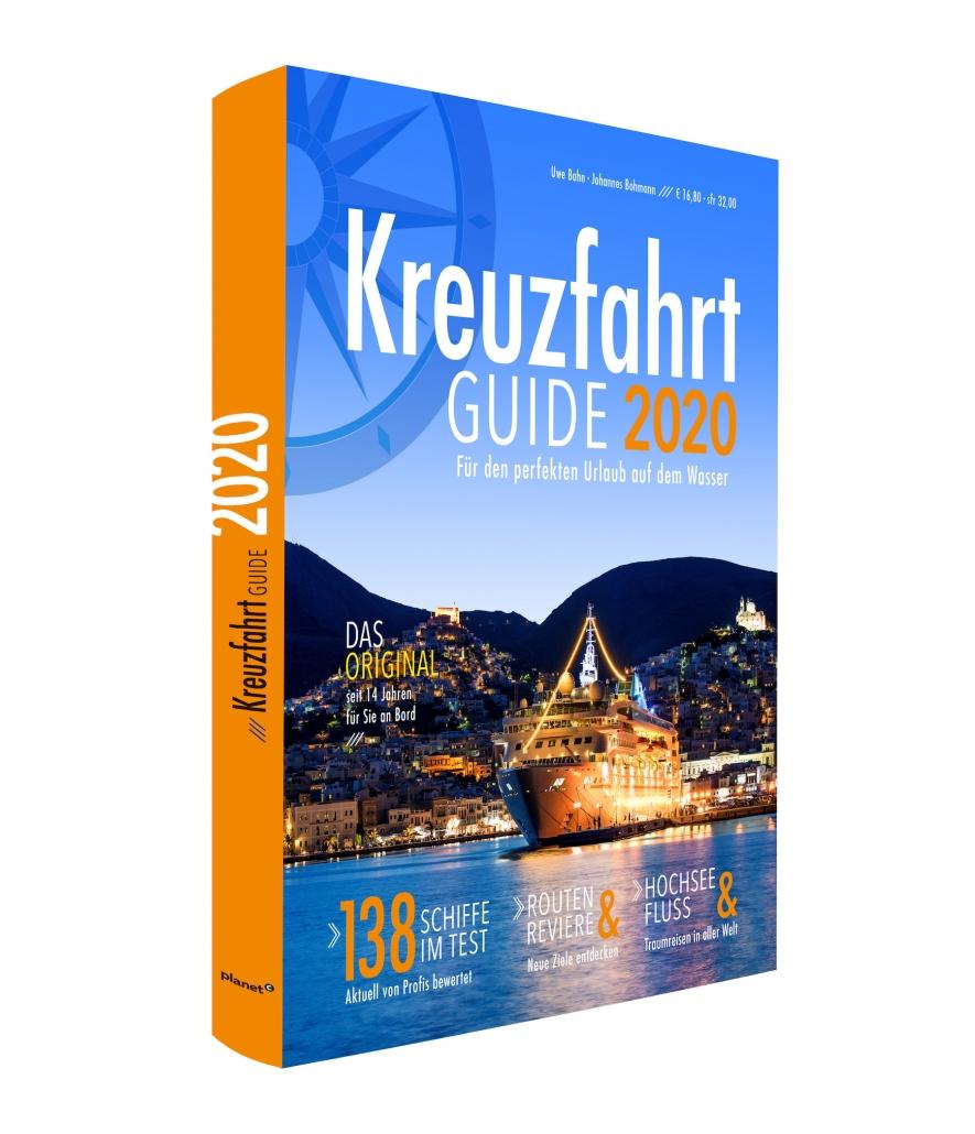 Kreuzfahrt Guide Awards 2019 verliehen