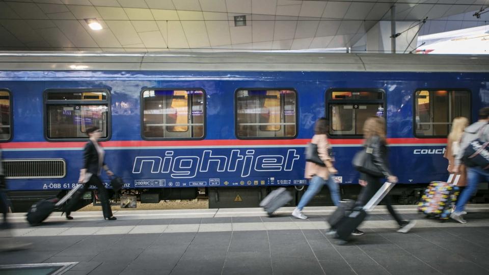 Ausbau des Nachtzugnetzes