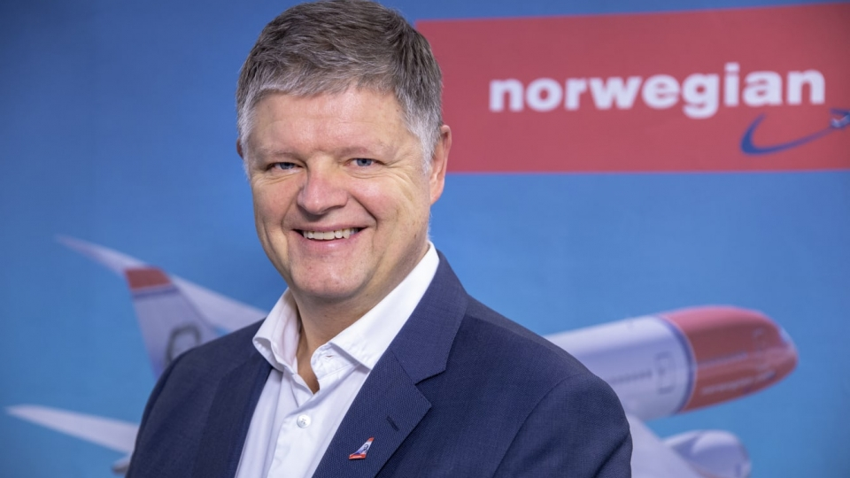Norwegian bekommt neuen Chef