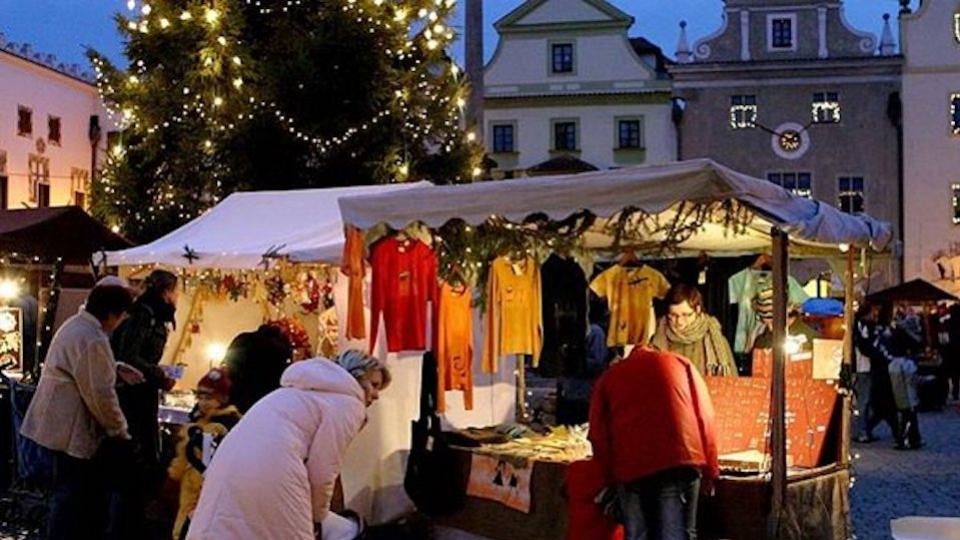Tschechische Adventmärkte laden ein