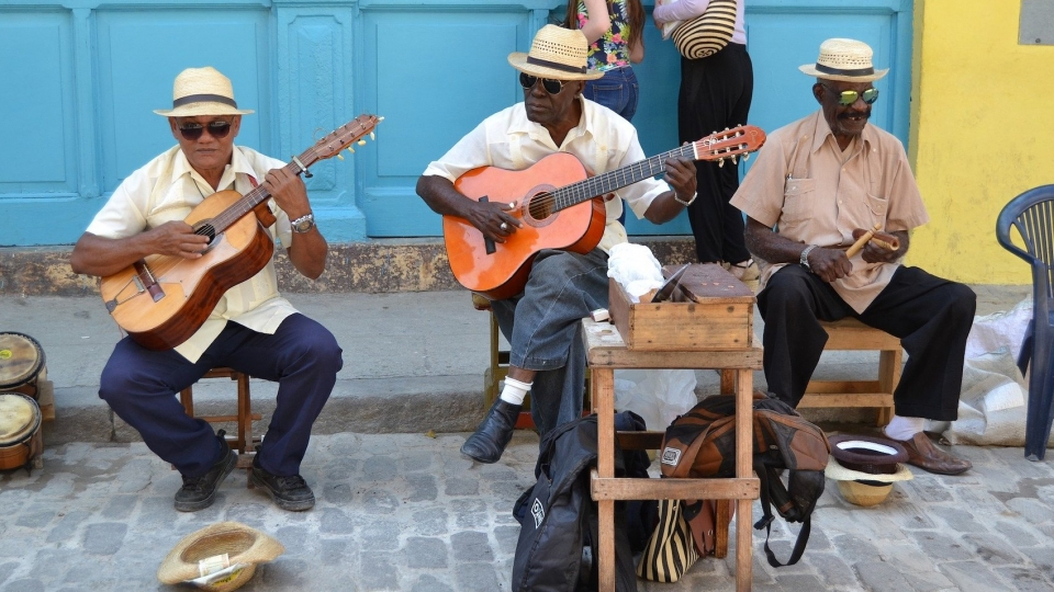Fidel Feiern - 500 Jahre Havanna