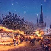Besondere Weihnachtsmärkte der ganzen Welt
