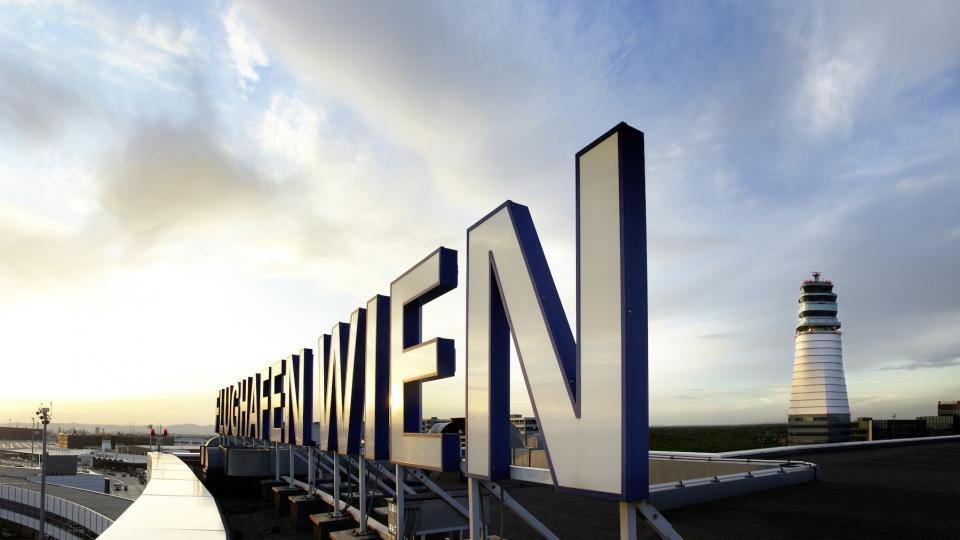 Flughafen Wien steigert Umsatz