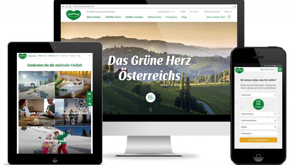 Gezieltes Marketing von Steiermark Tourismus