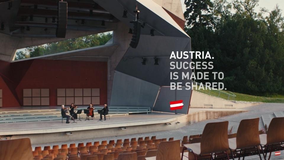 Österreich Werbung mit neuem Standortfilm