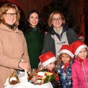 Adventmarkt in der Spanischen Hofreitschule