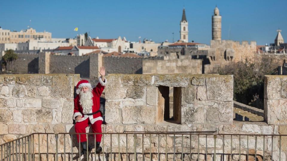 Weihnachten im Heiligen Land