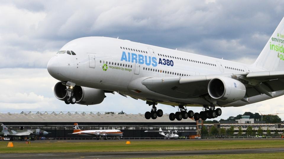 Airbus startet Testflüge mit neuem Lufttaxi