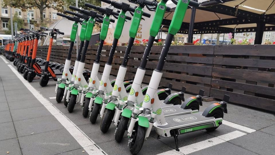 Graz untersagt Verleihsystem für E-Scooter