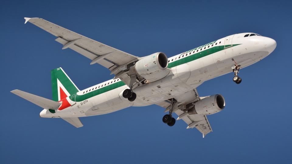 Alitalia bekommt 400 Mio. Euro