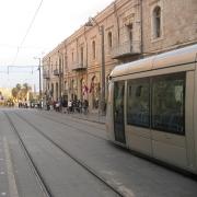Schnellbahn zwischen Tel Aviv und Jerusalem