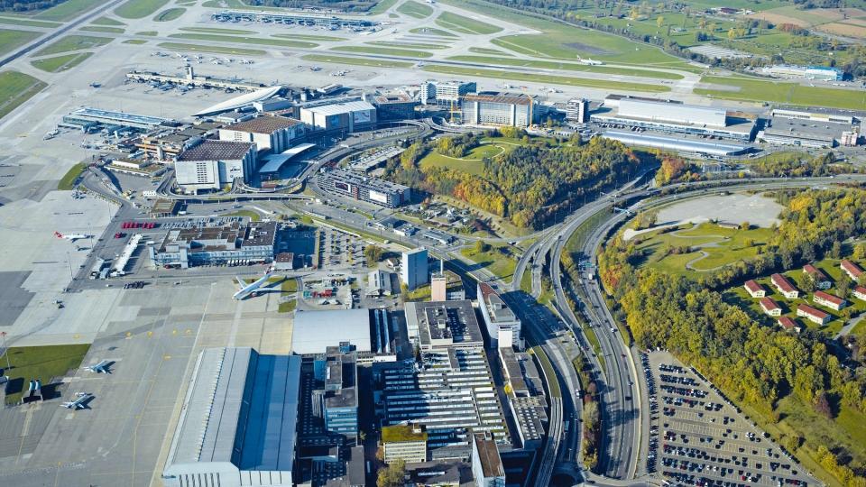 Flughafen Zürich erzielte 2019 Passagierrekord