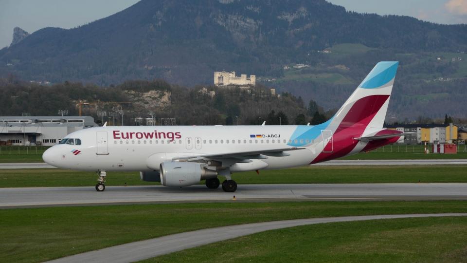 Passagierzahlen in Salzburg rückläufig
