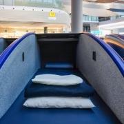 Schlafen am Airport