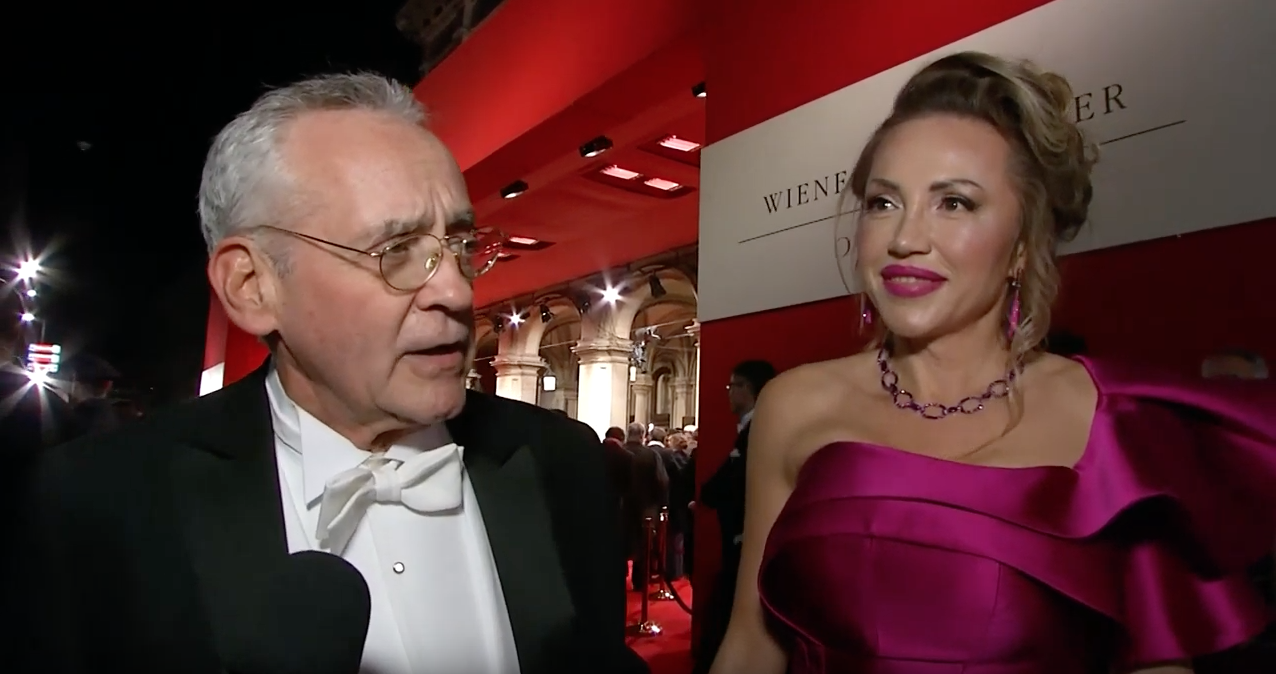 Video: Die Muchas am Opernball 2020