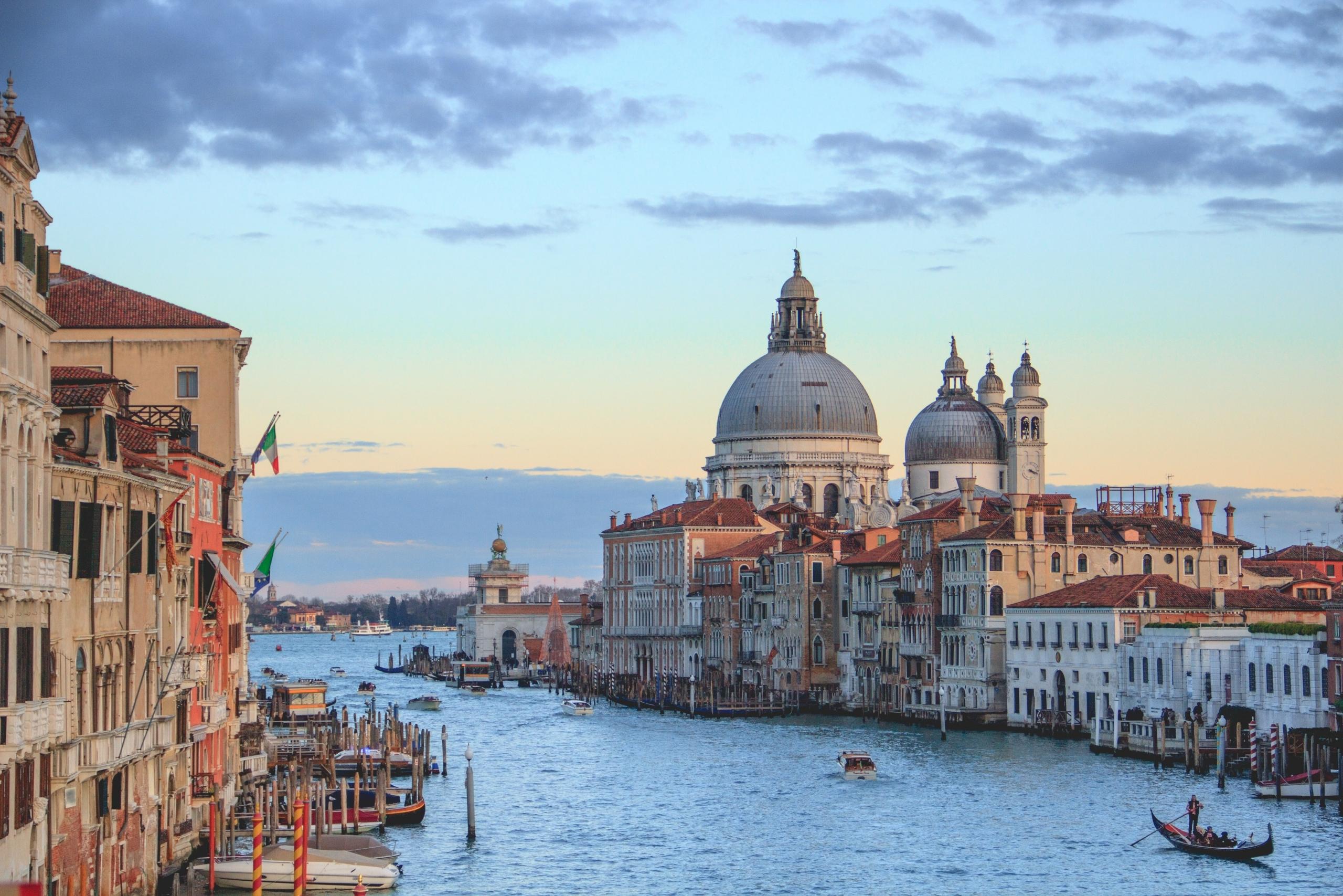 Schwere Verluste für Italiens Kulturstädte