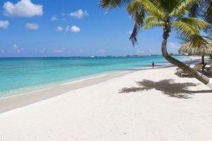 7 Mile Beach auf Cayman Islands